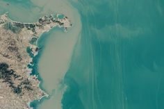 Shipping Superhighways : Image of the Day : NASA Earth Observatory
