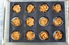 Sweet Potato Casserole Cups Thanksgiving Sweet Potato Recipes, Thanksgiving Side Dishes, Streusel Topping, Sweet Potato Casserole, Heartland, Sweet 16, Cups, Potatoes, Baking