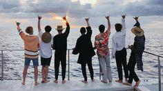 방탄소년단  Bon Voyage in Hawaiii