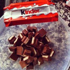 kinder, chocolate, and food εικόνα