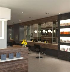2011 NAHA Finalists - Salon Design - Inspiration - Modern Salon