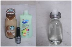 Upcycle a Starbucks Bottle into a Soap Dispenser