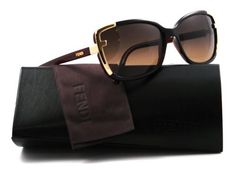 Fendi 5224 209 Brown 5224 Cats Eyes Sunglasses Fendi. $219.35. Save 32% Off!