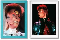 Mick Rock. David Bowie. Art Edition 'UK Summer Tour, 1973' (Limited Edition)