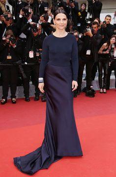 The 2016 Cannes Red Carpet's Best-Dressed Celebrities - Juliette Binoche