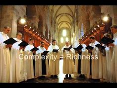 ▶ Early Music History: Middle Ages pt 2 - YouTube  Excellent music lesson for older children. Teaches the creations of the division of voice parts and notes as we know them today.