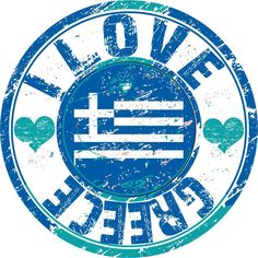 I love geeece Paros, Skiathos, Corfu, Santorini, Greek Dancing, Old Posters, Greek Flag, Places In Greece, Greek History