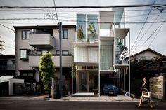 Casas de Tóquio (Foto: Jeremie Souteyrat/Divulgação)
