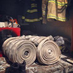 hose firefighter