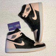 28a3cfa234af First Look At The Air Jordan 1 Retro High OG Hyper Pink