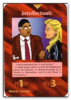 Illuminati Card Intellectuals