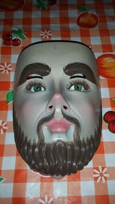 Máscara de parachico