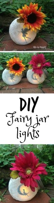 Fairy in a Jar Night-Lights