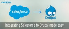 : If you want to perform custom operations with salesforce then this custom module will help you integrate Salesforce Objects and Drupal Application. Let's see how can we do it