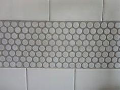 Fantastiche immagini su piastrelle bianche della metropolitana