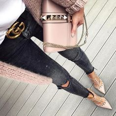 That #Gucci belt is a musthave  #zara #valentino