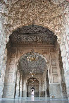 Badshahi Mosque - VUDESK