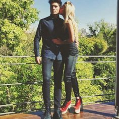Boyfriend Goals, Boy Fashion, Relationship Goals, Youtubers, Leather Pants, Couples, Photography, Instagram, Amor