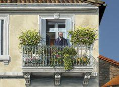 Jules Emile Planchon, botanist - Juliette and esprits by Patrick Commecy & A.Fresco (Montpellier, France)