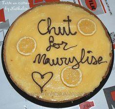 Nathalie de Cuisine Voozenoo : la Tarte au Citron pour Maurylise de Homemade Maurylise