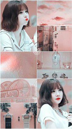 #lockscreen #gfriend #eunha Wallpaper Backgrounds, Iphone Wallpaper, Jung Eun Bi, G Friend, Iconic Women, Kpop Aesthetic, Pin Up Art, Aesthetic Pictures, Korean Girl Groups