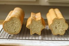 Canape Bread (For Pampered Chef/Valtrompia bread tubes) - The Frugal Girl Pampered Chef Bread Tube Recipe, Pampered Chef Recipes, Cooking Recipes, Bread Recipes, Epicure Recipes, Canapes Recipes, Appetizer Recipes, Dessert Recipes, Appetizers