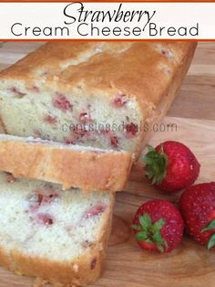 Strawberry Cream Cheese Bread recipe   2377 0 10 654   September 18, 2013 by CentsLess Deals 5 Comments Strawberry Cream Cheese Bread recipe
