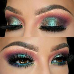 3 Amazing Makeup Looks That'll Blow You Away! Amazing smokey eye from auroramakeup!