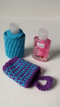 Hand Sanitizer Cozies for Back to School