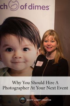 Why you should hire a photographer for your next corporate event.