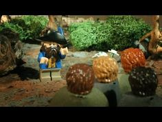▶ LEGO Tom Bombadil (Why was he cut?) - YouTube fell out of my chair on this one