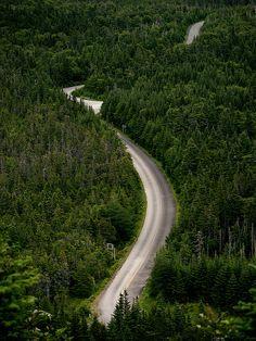 Winding Road Gros Morne National Park, Newfoundland, Canada | by... http://kerosabermais.com/winding-roadgros-morne-national-park-newfoundland-canada-by/