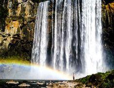 Cachoeira do Rio dos Pardos, Porto União, Santa Catarina, Brasil