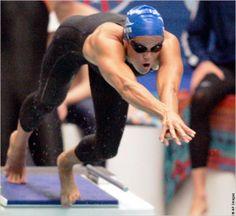 Dara Grace Torres, american swimmer