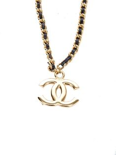 #Chanel (vintage)  Gold plated necklace - if only it was affordable! £841.00  *tear*