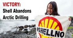■ Shell Abandons Arctic Drilling Following 'Disappointing' Results