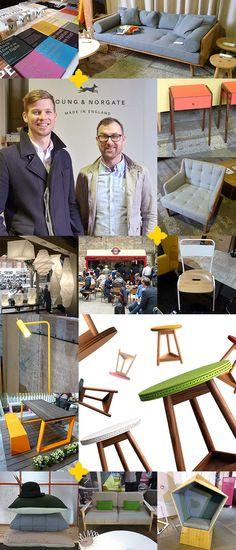 Clerkenwell Design Week Farmiloe montage