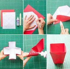 Origami Picnic Boxes