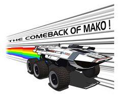 Nyan Mako by G6K-Studio