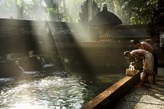A list of Bali's largest, most ornate, and most culturally significant temples, including a guide with images, location, and GPS coordinates.