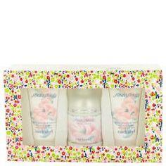 Cacharel ANAIS ANAIS  Gift Set -- 3.4 oz Eau De Toilette Spray   two 1.7 oz Body Lotions