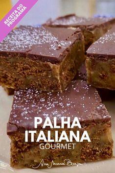 Italian Desserts, Just Desserts, Food Cakes, Torta Banoffee, Cake Recipes, Dessert Recipes, Amazing Cakes, Bakery, Good Food