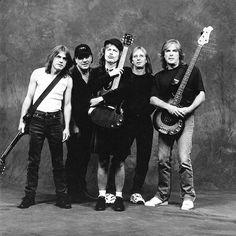AC/DC con Brian Johnson