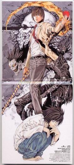 Resultado de imagen para death note manga español