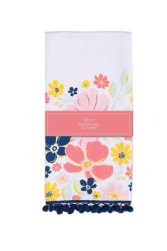 Wild Flower Collection by Lady Jayne: Tea Towels, Oven Mitts and Pot Holders Great Gifts For Mom, Tea Towels, Wild Flowers, Pot Holders, Oven, Lady, Cotton, Collection, Dish Towels