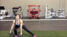 Get Fit on the Go: A challenging total-body workout you can do anywhere! www.melanieashfitness.com