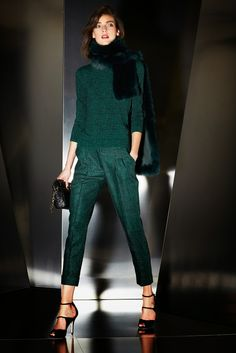 Serendipitylands: ESCADA NEW YORK FALL/WINTER 2014/15