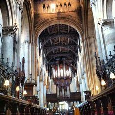 Christ Church in Oxford, Oxfordshire