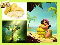 Gute Laune durch Bananen Sie sind nicht nur ideale Fitmacher, die den Körper mit neuer und langfristiger Energie versorgen, sondern sorgen auch noch durch ihre Wirkstoffe für gute Laune und Wohlbefinden. Bananen sind hervorragende Lieferanten für Mineralstoffe und Vitamine und sollen sogar gegen Augenringe helfen. Eine Banane am Tag verhilft uns schön und gesund zu bleiben.