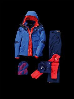 mountain force ski outfit